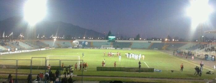Estadio El Teniente is one of Para ir con nene <3.