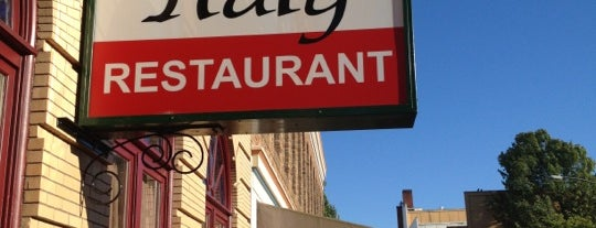 Little Italy is one of Posti salvati di Andrew.