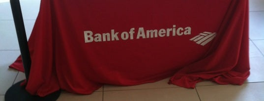 Bank of America is one of Lugares favoritos de Mei.
