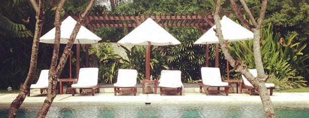 Four Seasons Resort Bali is one of International: Hotels.