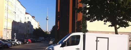 B-Turm is one of I Love Berlin!.