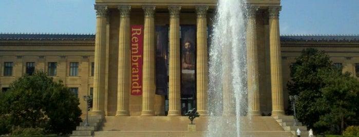 Philadelphia Museum of Art is one of Lock & Keystone (VisitPA).