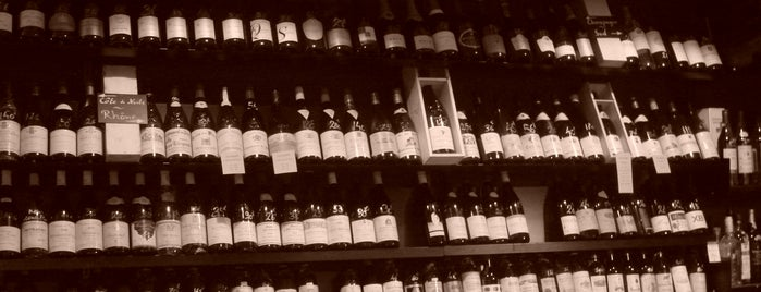 Quinze Vins is one of The VERY best wine bars in Paris.