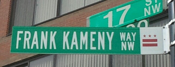 Frank Kameny Way is one of Notable Pride Moments Across the US.