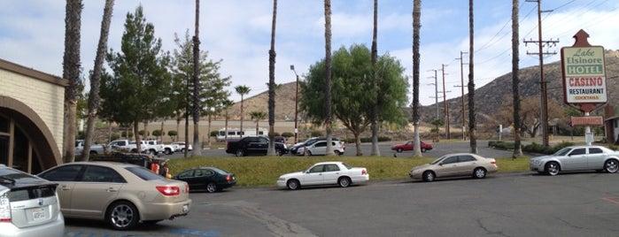 Lake Elsinore Hotel & Casino is one of Tempat yang Disimpan Ms. Treecey Treece.
