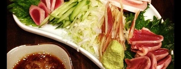 丈ちゃん is one of 旨い焼鳥もつ焼きホルモン焼き2.