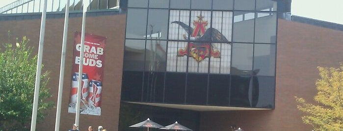 Anheuser-Busch Brewery Experiences is one of St. Louis on the Cheap.