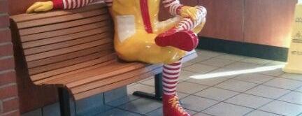 McDonald's is one of Foood.