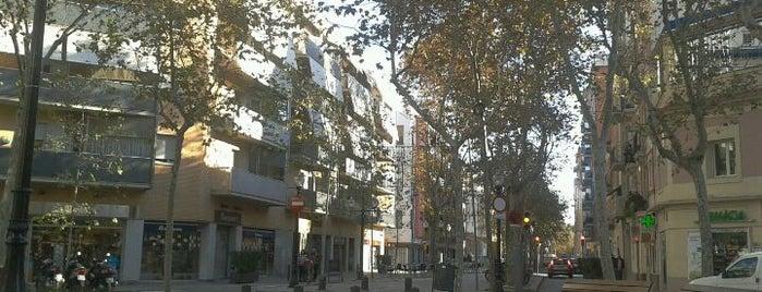 Rambla del Poblenou is one of 101 llocs a veure a Barcelona abans de morir.