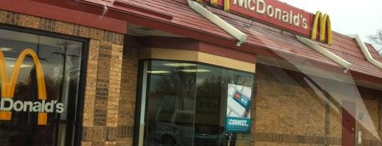 McDonald's is one of Vaughn 님이 좋아한 장소.