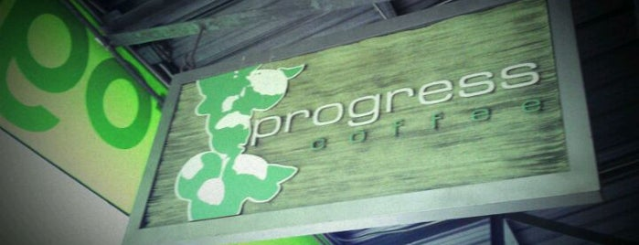 Progress Coffee is one of Confessions of a Fresh Brew Expert.