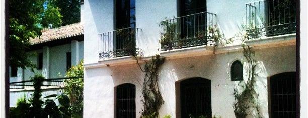 Casa de Federico Garcia Lorca is one of Granada 17.