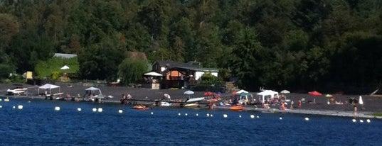 Lago Villarrica is one of Rodrigo 님이 좋아한 장소.
