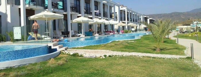 Jiva Beach Resort is one of fethiye.