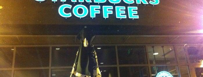 Starbucks is one of Tempat yang Disukai Richard.