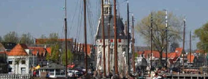 Binnenstad Hoorn is one of Bernard'ın Beğendiği Mekanlar.