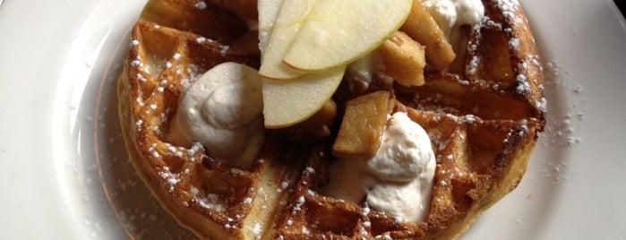 Locanda Verde is one of Joe's List -  Breakfast Spots.