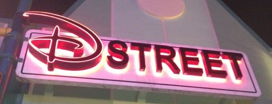 D Street is one of Orlando Florida.