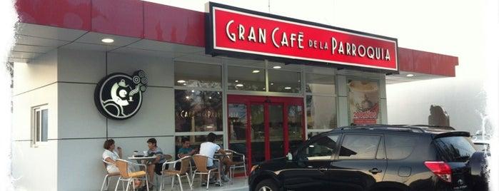 La Parroquia Costa De Oro is one of Restaurantes.