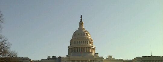 United States Capitol is one of Capitol Hill Essentials.