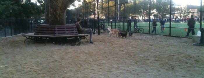 Sternberg Dog Park is one of 🐶.