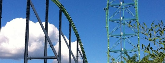 Kingda Ka is one of My Favorite Roller Coasters.