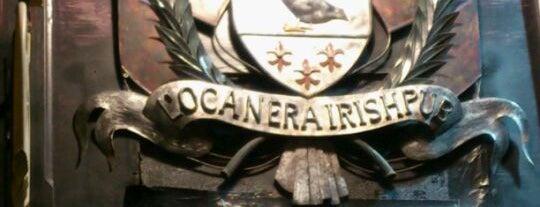 L'Oca Nera Irish Pub is one of Amalfi.