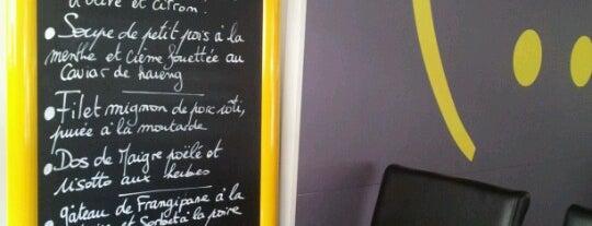 Les Trois Petits is one of Restos.