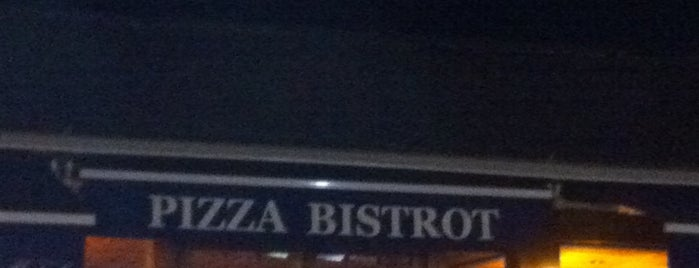 Pizza Bistrot is one of Ruta comida francesa.