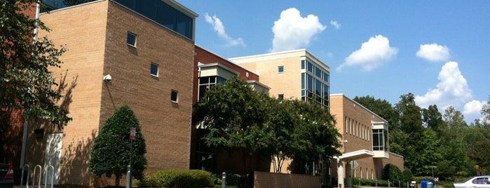 Charlotte Mecklenburg Library - South County Regional is one of Adam 님이 좋아한 장소.