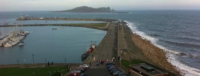 Howth East Pier is one of Diana's Liked Places.