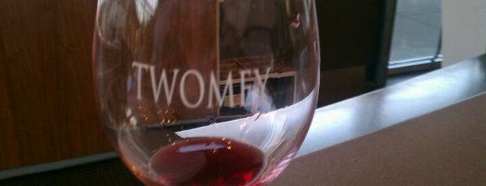 Twomey Cellars is one of Wine Road Wine & Food Pairings.