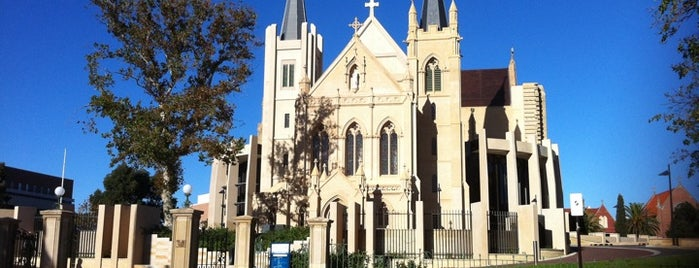 St. Mary's Cathedral is one of Around The World: SW Pacific.