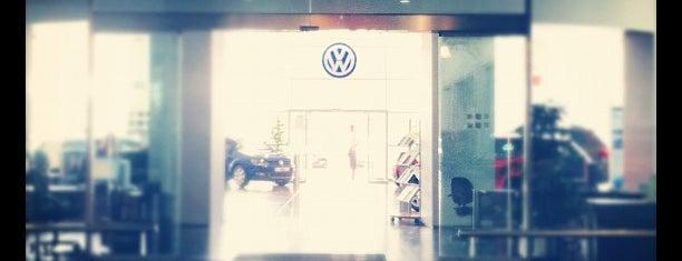 Volkswagen Catalunya Motor is one of sitios.
