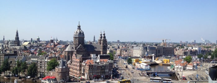 DoubleTree by Hilton Amsterdam Centraal Station is one of De Elfhotelstocht.