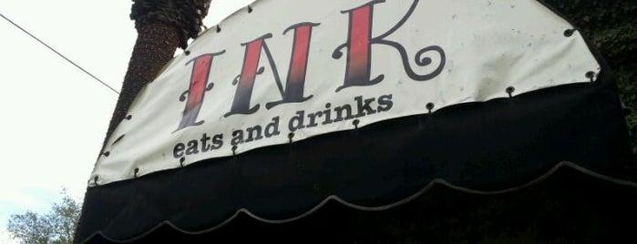 Ink Eats & Drinks is one of Posti che sono piaciuti a Dallin.