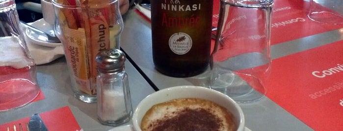 Ninkasi Sans Souci is one of Beer Map.