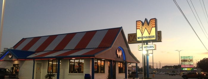 Whataburger is one of Top Spots in Memorial (Houston, TX).
