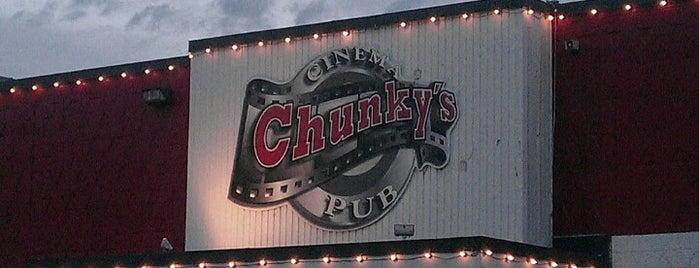 Chunky's Cinema Pub is one of Matty 님이 좋아한 장소.