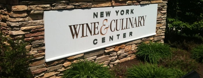 New York Wine & Culinary Center is one of Canadaigua.