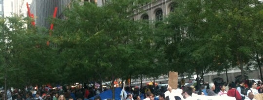 #OCCUPYWALLSTREET is one of #OccupyAmerica Locations.