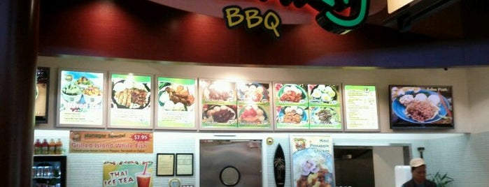 Hawaiian King BBQ is one of Orte, die Alberto J S gefallen.