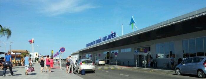 Aeropuerto de Murcia-San Javier is one of Airports in SPAIN.
