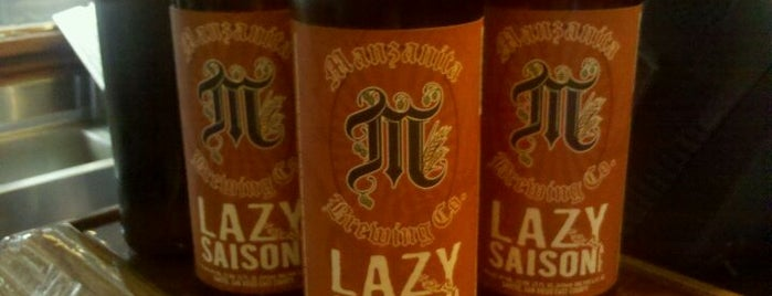 Twisted Manzanita Ales & Spirits is one of Gotta taste the beer here!.