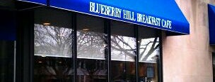 Blueberry Hill Breakfast Cafe is one of Favorites!. :).
