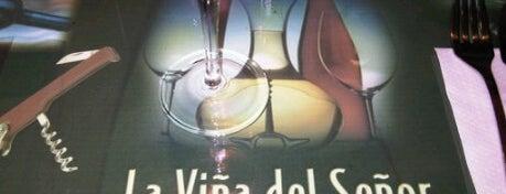 La Viña del Señor is one of Donde tomar vino en Caracas, Venezuela.