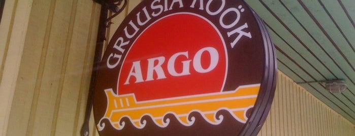Argo Baar is one of Minu Tallinn.