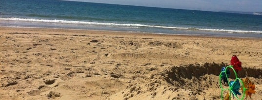 Southbourne Beach is one of The UK's Best Sandy Beaches.
