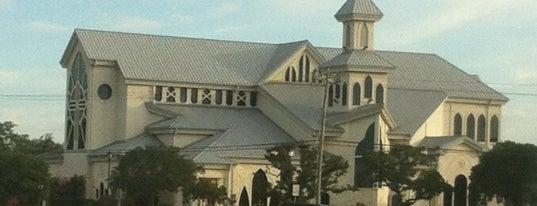 First United Methodist Church is one of Posti che sono piaciuti a Tim.