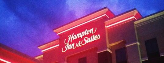 Hampton Inn by Hilton is one of EUA - Oeste.